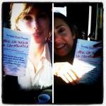 @meriluis e @fiLo__ a Milano
