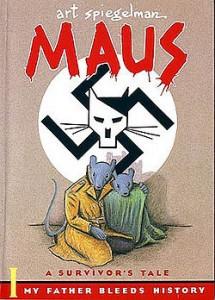 """""""Maus"""" di Art Spiegelman"""