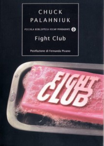 """Fight club"" di Chuck Palahniuk"