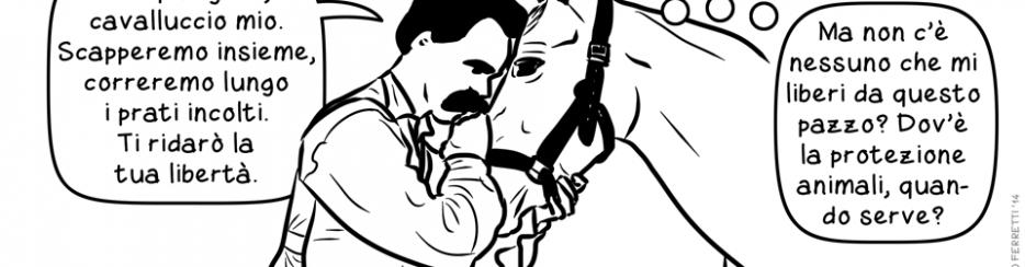Il cavallo di Nietzsche