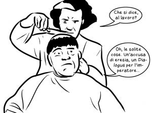 Guglielmo di Ockham e il suo barbiere