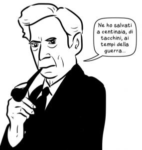 Bertrand Russell, il salvatore di tacchini