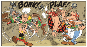 Asterix e Obelix regolano i conti