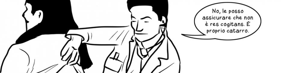 Cartesio e il suo pneumologo