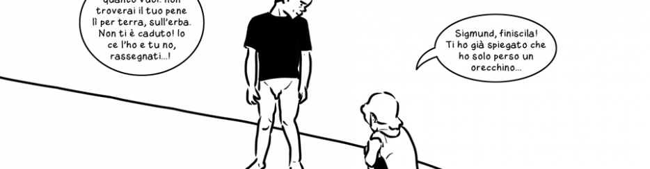 Sigmund Freud bambino e l'invidia del pene