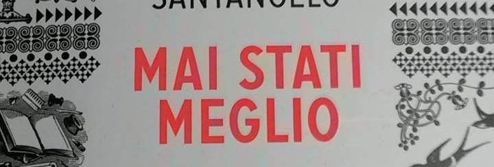 La cover di Mai stati meglio di Lia Celi e Andrea Santangelo