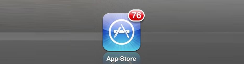 Ci sono app da aggiornare sul tuo iPhone