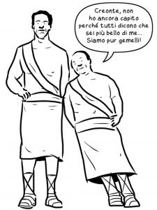 I gemelli al tempo di Aristotele