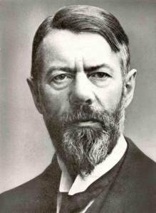 Lo sguardo severo di Max Weber