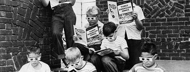 Bambini e fumetti