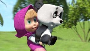Masha e il panda