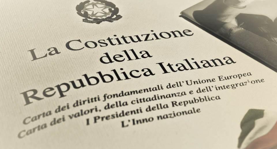 Una costituzione esigente scriplog for Senatori della repubblica italiana nomi