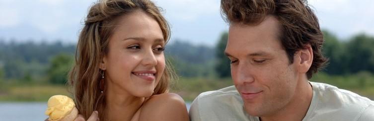 I due protagonisti di Good Luck Chuck, da noi a volte tradotto come Charlie viene prima di tuo marito