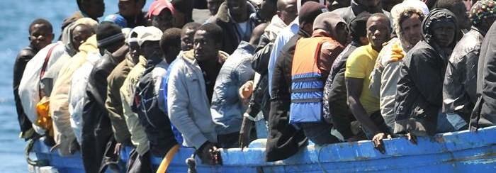 I migranti e l'Europa