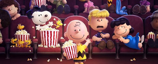 Charlie Brown, Snoopy & co. vanno al cinema