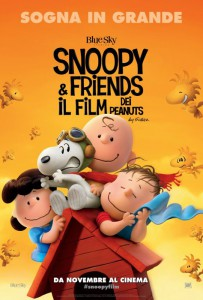 Il poster di Snoopy & Friends